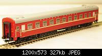 Нажмите на изображение для увеличения Название: CMV Ammendorf RZD Krasnaya Strela 003 14799 EUROTRAIN front.JPG Просмотров: 703 Размер:326.9 Кб ID:106509