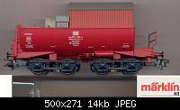 Нажмите на изображение для увеличения Название: Marklin Fire Extinguishing Water Tub-Style Tender.JPG Просмотров: 375 Размер:14.4 Кб ID:24749