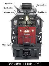 Нажмите на изображение для увеличения Название: Lightingeffectsincludeheadlightsclasslightsandnumberboxes.jpg Просмотров: 58 Размер:110.9 Кб ID:172588
