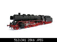 Нажмите на изображение для увеличения Название: Revell 02160 BR 41 Einheitslokomotive 41292 07.jpg Просмотров: 530 Размер:28.2 Кб ID:144063
