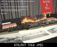 Нажмите на изображение для увеличения Название: Dec_2008_Show_and_Tell_Award_winning_SP_Fire_Train_by_Bob_Wirthlin_1.jpg Просмотров: 356 Размер:69.9 Кб ID:24769